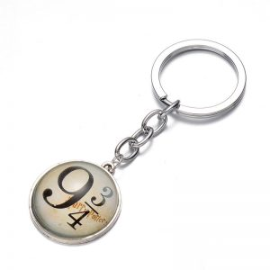 Harry Potter 9 and 3/4 Key Chain
