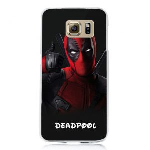 Deadpool Mobile Cover Samsung