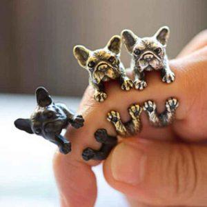 Pug Rings