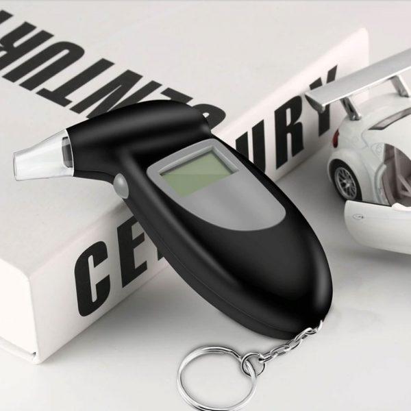 Breathalyzer Keychain