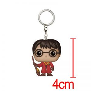 Harry Potter PVC Figure Collection Key Chain