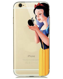 Snow White Mobile Cover iPhone