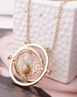 Time Turner Hourglass Pendant
