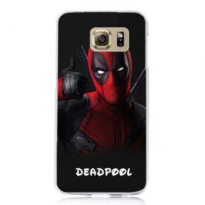 Deadpool Mobile Cover Samsung