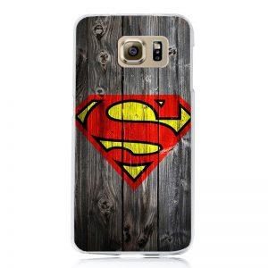 Marvel Superman Mobile Cover Samsung