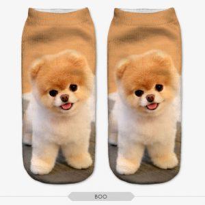 3D Printed Animal Socks - dog