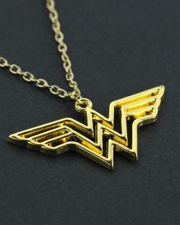 Wonder Women Golden Necklace