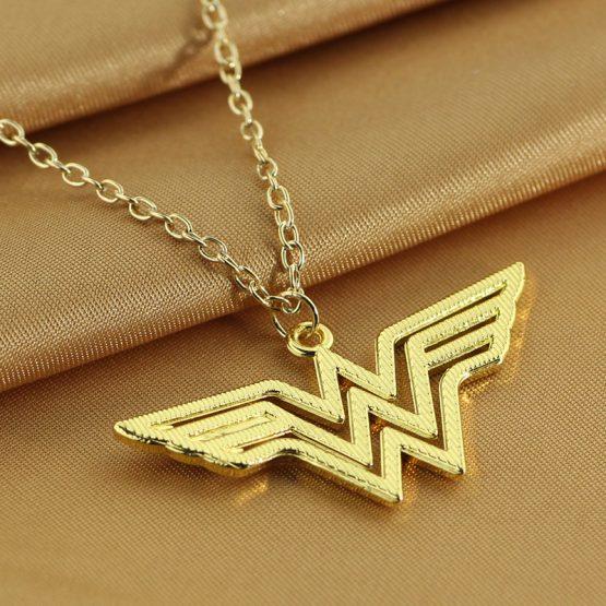 Wonder Women Golden Necklace