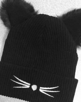 Cat Beanie