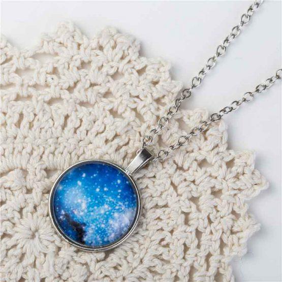 Nebula Space Pendant