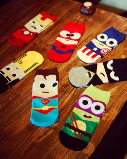Superhero-Socks