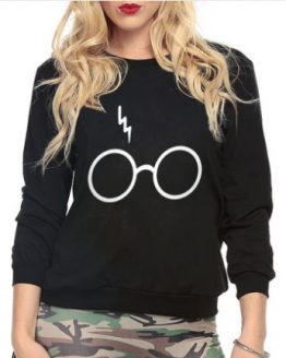 Harry Potter glasses Sweatshirt